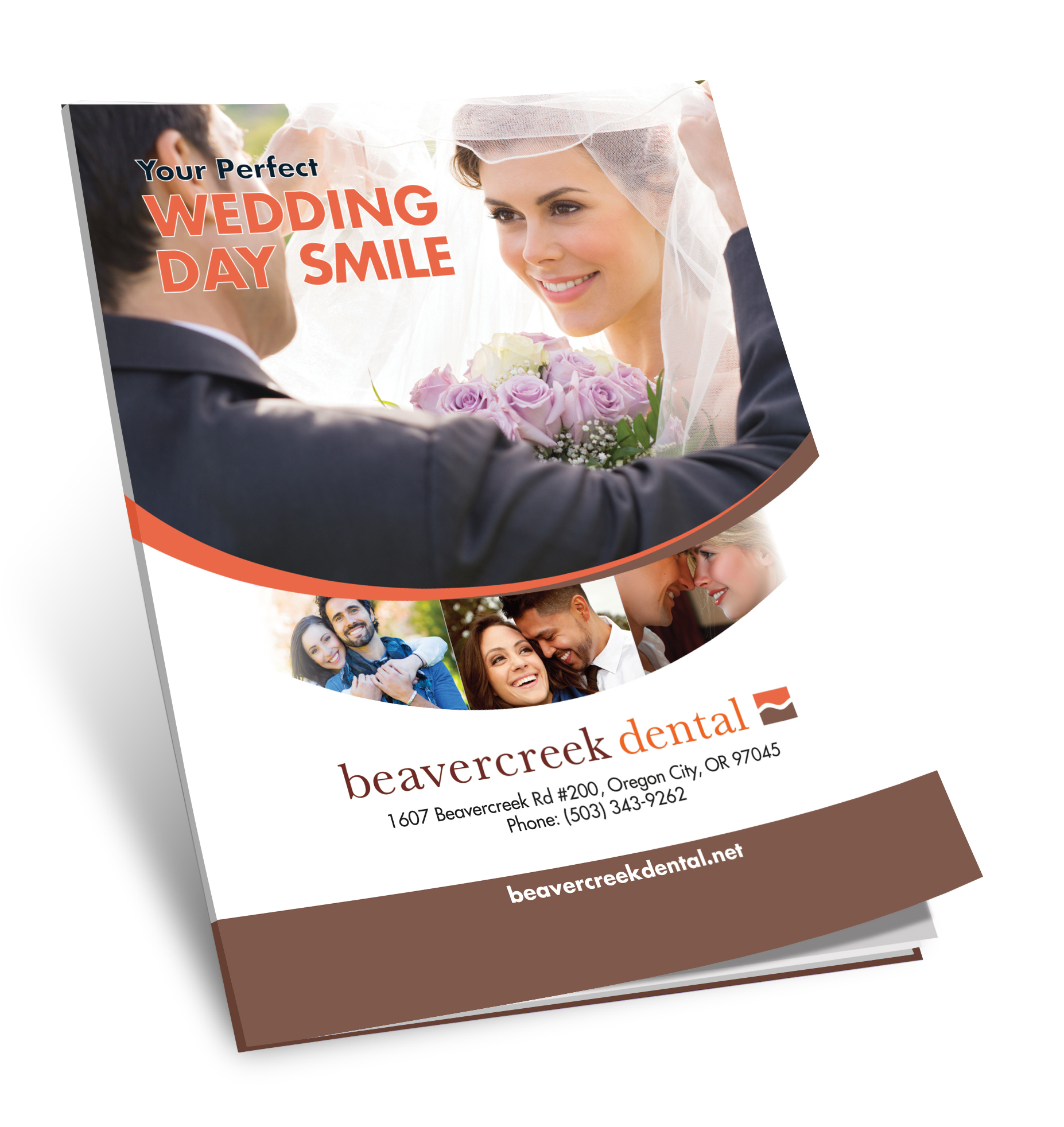 Cosmetic Dentistry Wedding Day Smile